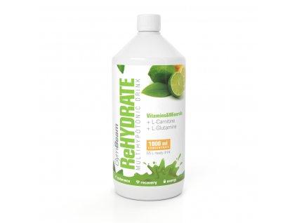 Iontový nápoj ReHydrate 1000 ml - GymBeam