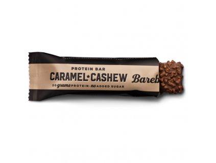 protein bar barebells cashew caramel