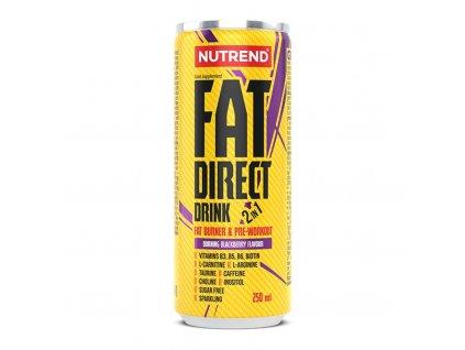 FAT DIRECT DRINK ostružina 250 ml