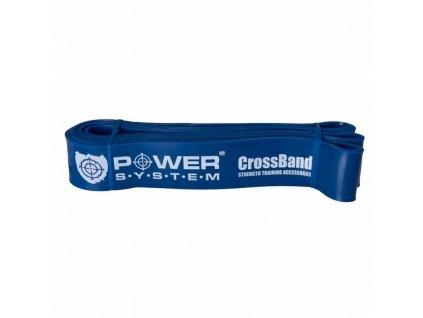 Posilovací guma Cross Band level 4 modrá