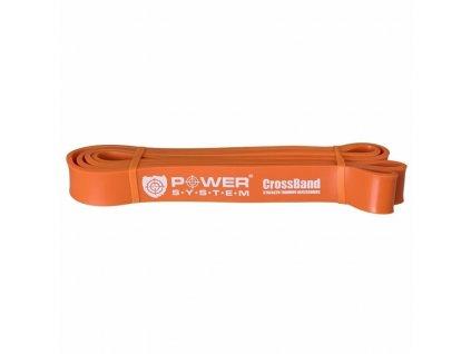 Posilovací guma Cross Band level 2 oranžová