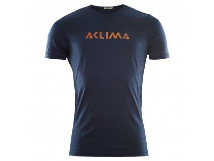 Lightwool T shirt logo