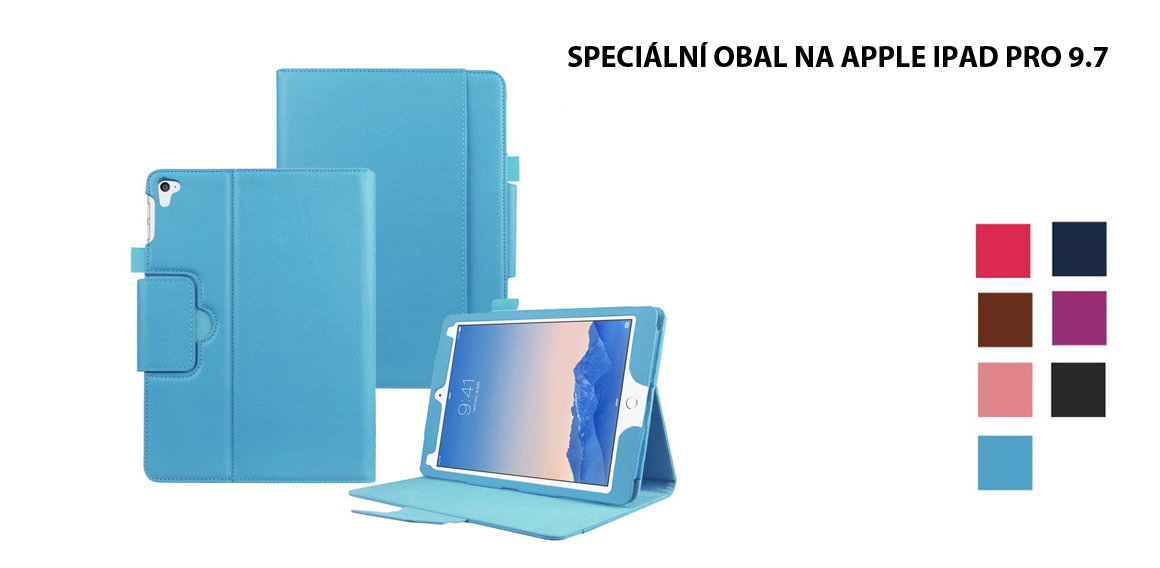 SPECIÁLNÍ OBAL NA APPLE IPAD PRO 9.7