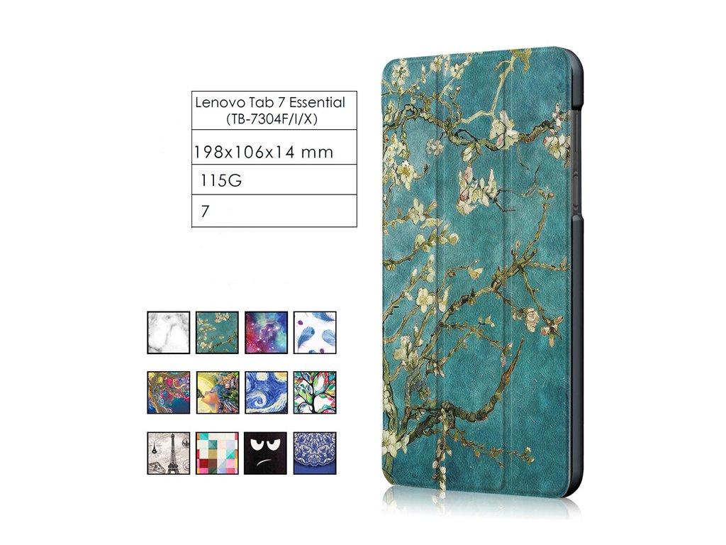 LUXUSNÍ POUZDRO s potiskem Lenovo TAB 4 7 Essential - AC mobile 039e62d28b7