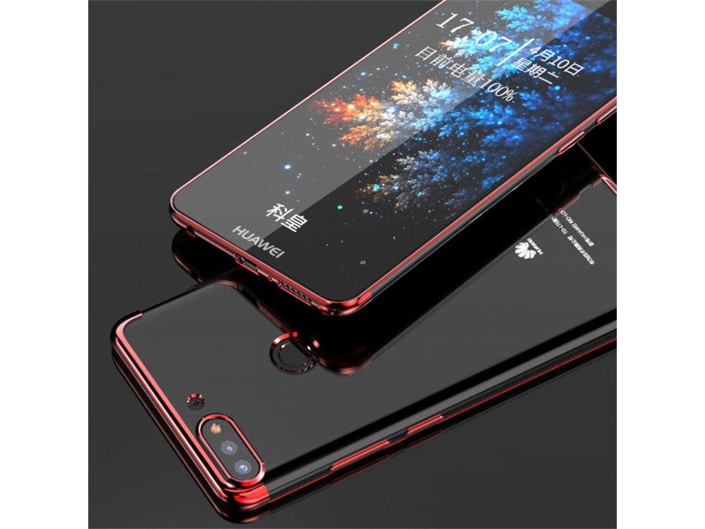 Silikonový kryt Huawei Y6 prime 2018 barevný - AC mobile b48a6bab189