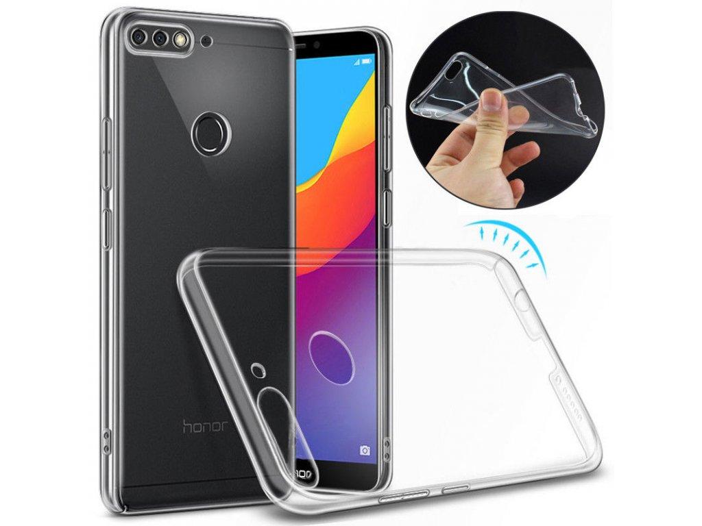 Silikonový kryt Huawei Y6 prime 2018 - AC mobile 5c4cccec77e
