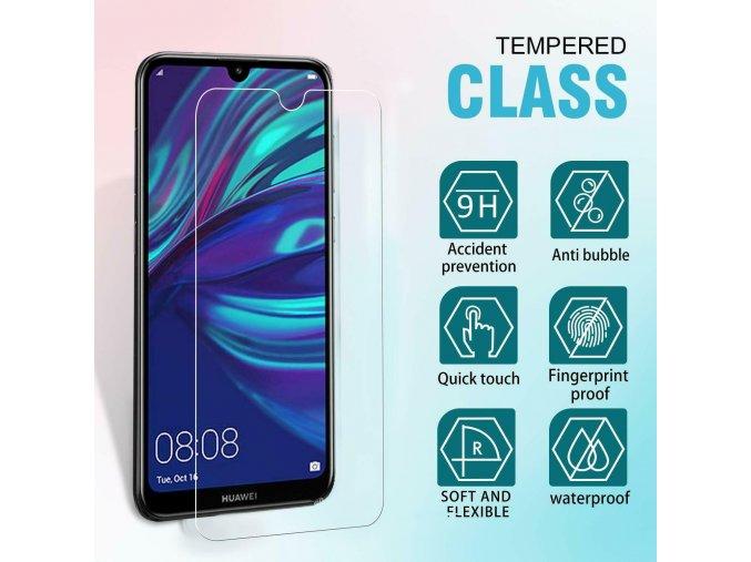 huawei Y6 Y7 2019 tvrzené sklo