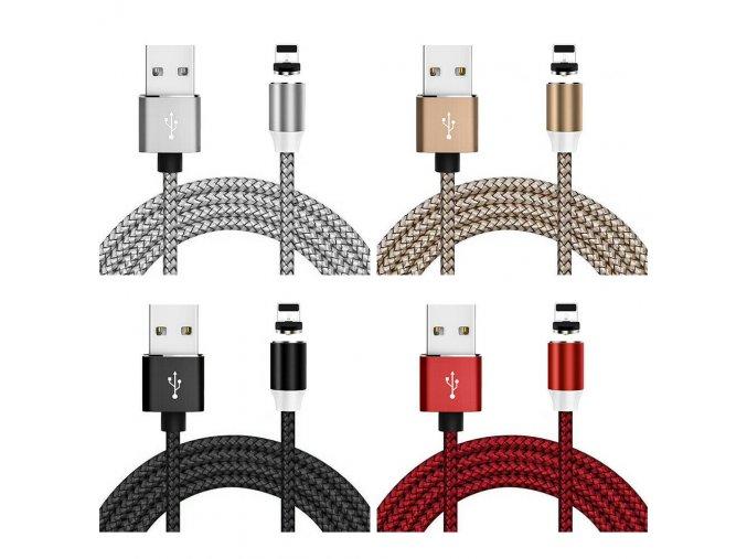 USB magnetický kabel 2