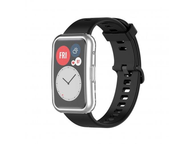 lesklý kryt na hodinky Xiaomi Haylou Solar LS05 Watch 17