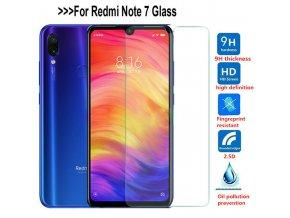 tvrzené sklo na Xiaomi Redmi Note 7