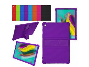 silikonový obal na SAMSUNG GALAXY TAB S5e barevný 1