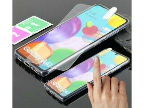 Tvrzené sklo na Samsung Galaxy A41, A51, A71