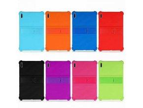 barevný silikonový obal na tablet Huawei matepad 2