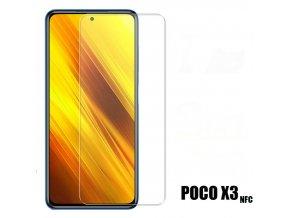 tvrzené sklo na Xiaomi Poco X3 NFC