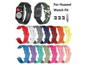 pásek na hodinky huawei fit 1