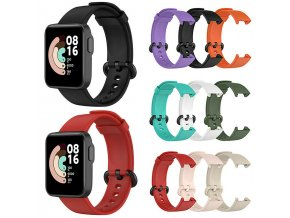 silikonový pásek na hodinky Xiaomi Mi Watch Lite 1
