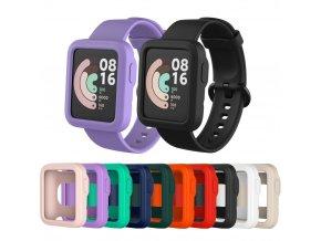 Silikonový kryt na hodinky xiaomi mi watch lite 1