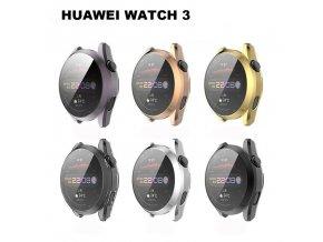 silikonový kryt na Huawei watch 3 5
