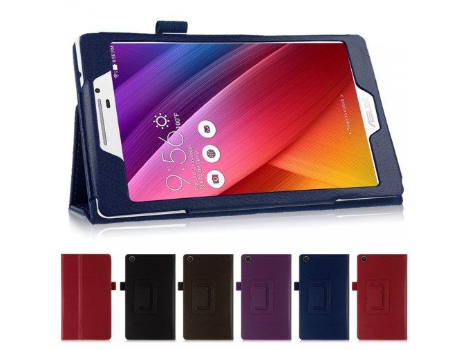 Pouzdro na ASUS ZenPad C 7 (Z370)  - OBAL (Barva Černá)