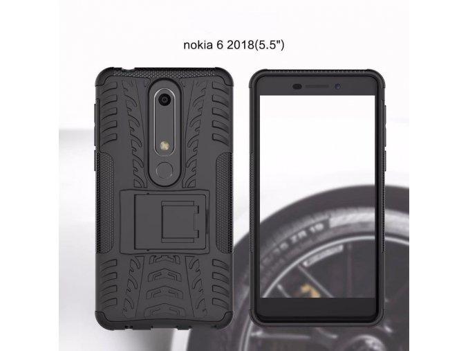 Hybridní obal na Nokia 6 1