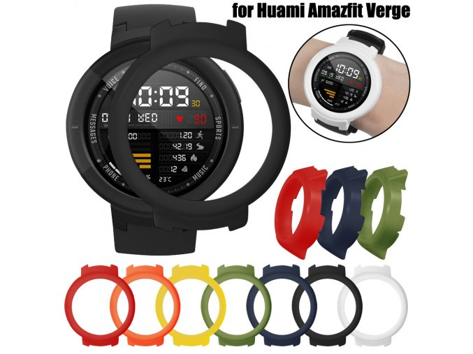 case for amazfit 3 verge 1