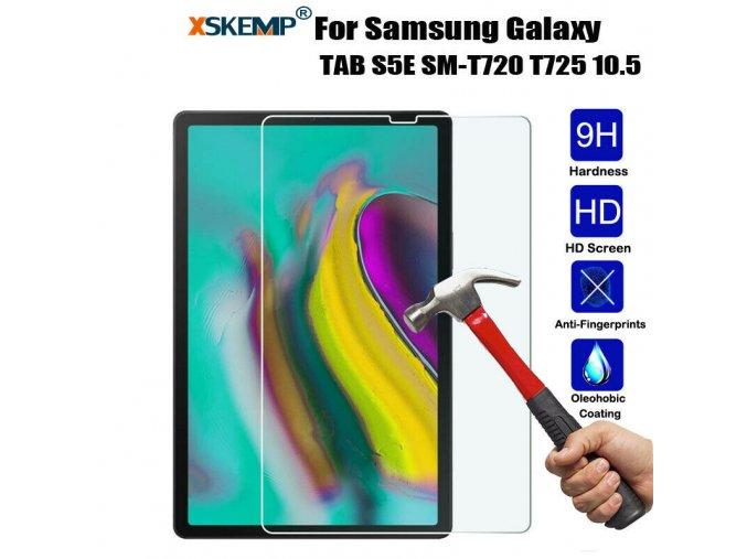 tvrzené sklo na Samsung galaxy tab S5E