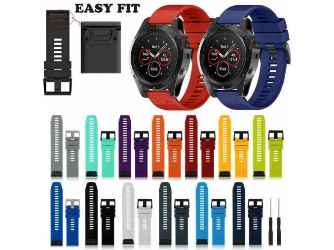 pásek na hodinky garmin fenix 1