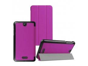 Luxusní pouzdro na Acer Iconia One 7 (B1-780) - OBAL (Barva Bílá)