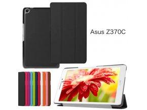 LUXUSNÍ POUZDRO NA ASUS ZenPad C 7 (Z370) (Barva Bílá)