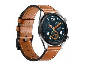 Kožený pásek na chytré hodinky 22 5