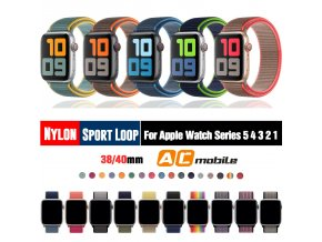 nylon pasek apple watch obr 1