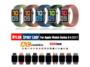 nylon pasek apple watch obr 2