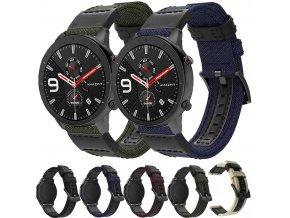 nylono kožený pásek na chytré hodinky 0