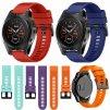 Pásek na hodinky Garmin Fenix 5/5 plus - řemínek 22 mm (Barva Azurová)