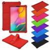 Silikonový kryt Samsung Galaxy tab A 10.1 - barevné (Barva Černá)