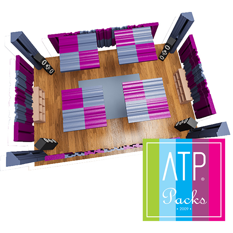 ATP akustické sady