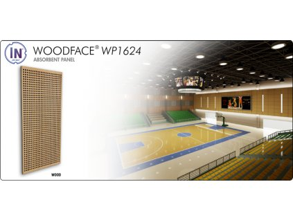 WOODFACE WP1624