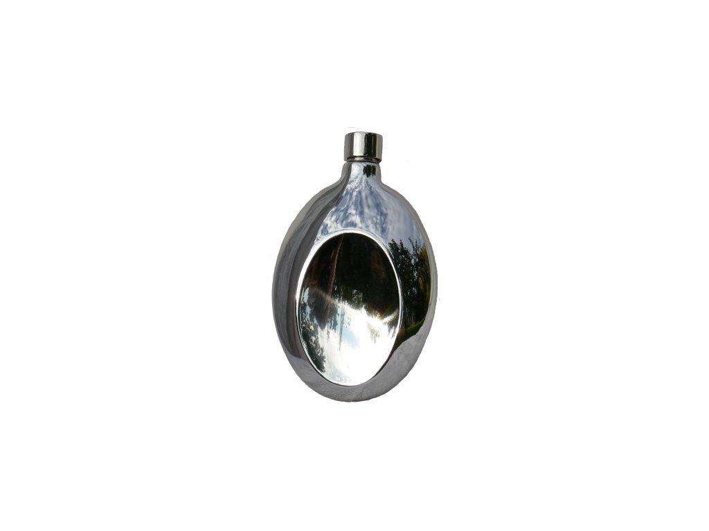 Acron likérka 0,15l oválná leštěná