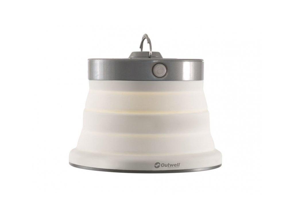 Outwell závěsná svítilna Polaris cream white