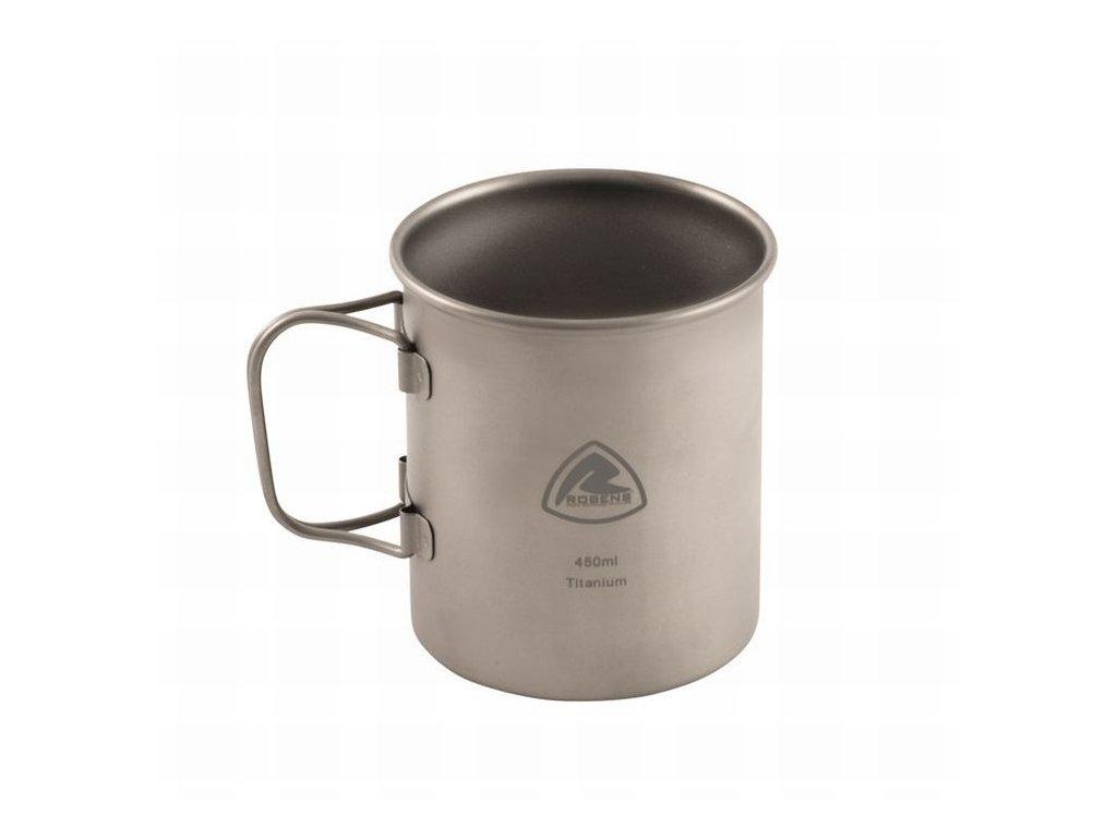 Robens titanový hrnek Titanium Mug 450ml