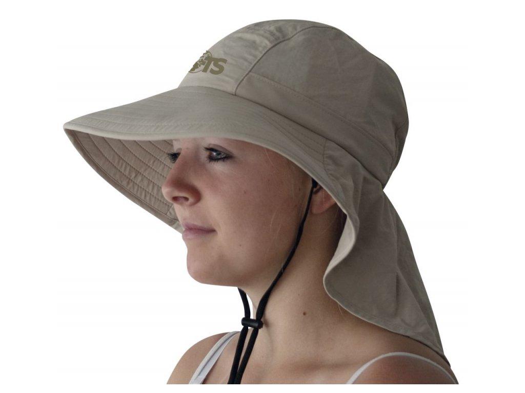 TravelSafe klobouk s límcem proti slunci Sun Hat