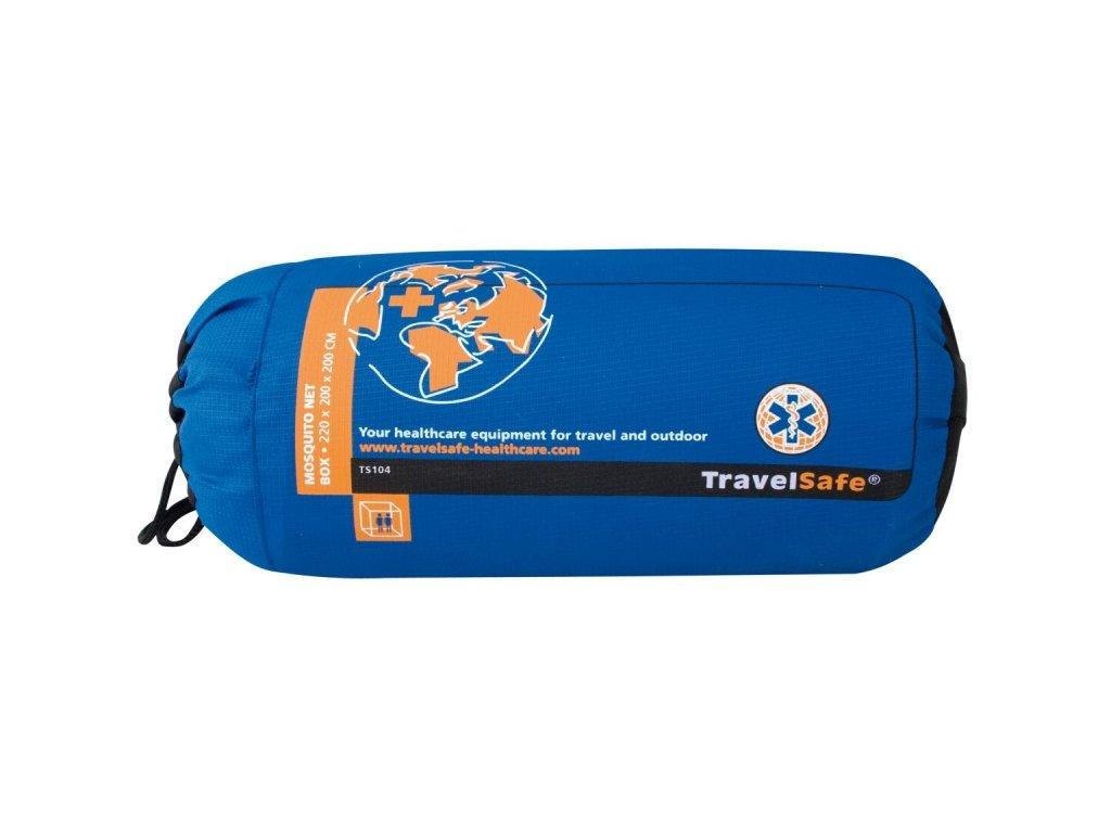 TravelSafe moskytiéra Box pro 2 osoby