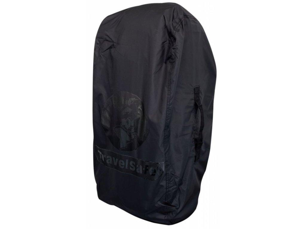 TravelSafe pláštěnka přes batoh Combipack L černá