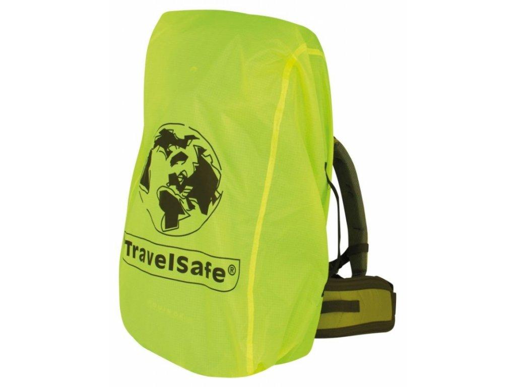 TravelSafe pláštěnka přes batoh Combipack L žlutá