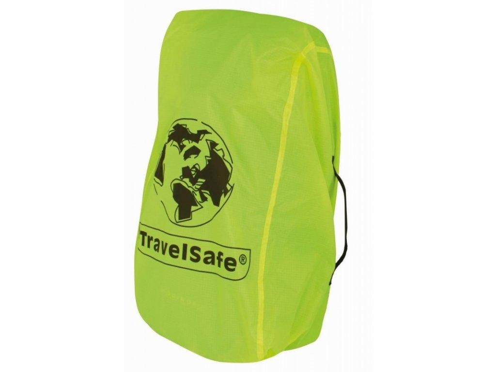 TravelSafe pláštěnka přes batoh Combipack M žlutá
