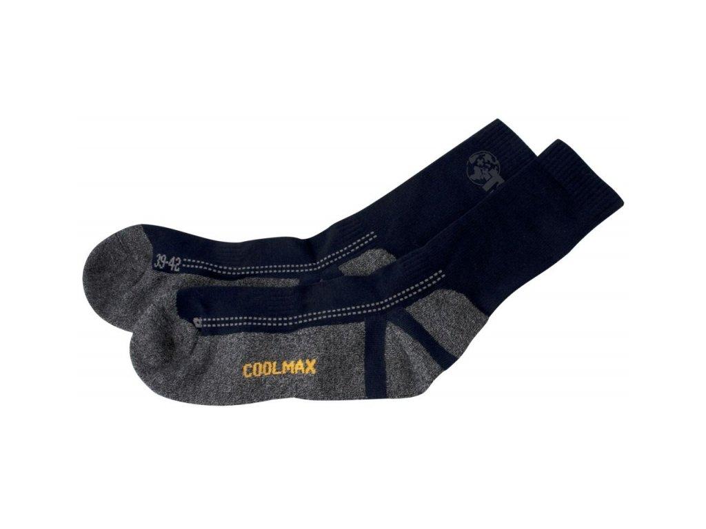 TravelSafe ponožky proti hmyzu a klíšťatům S/35-38