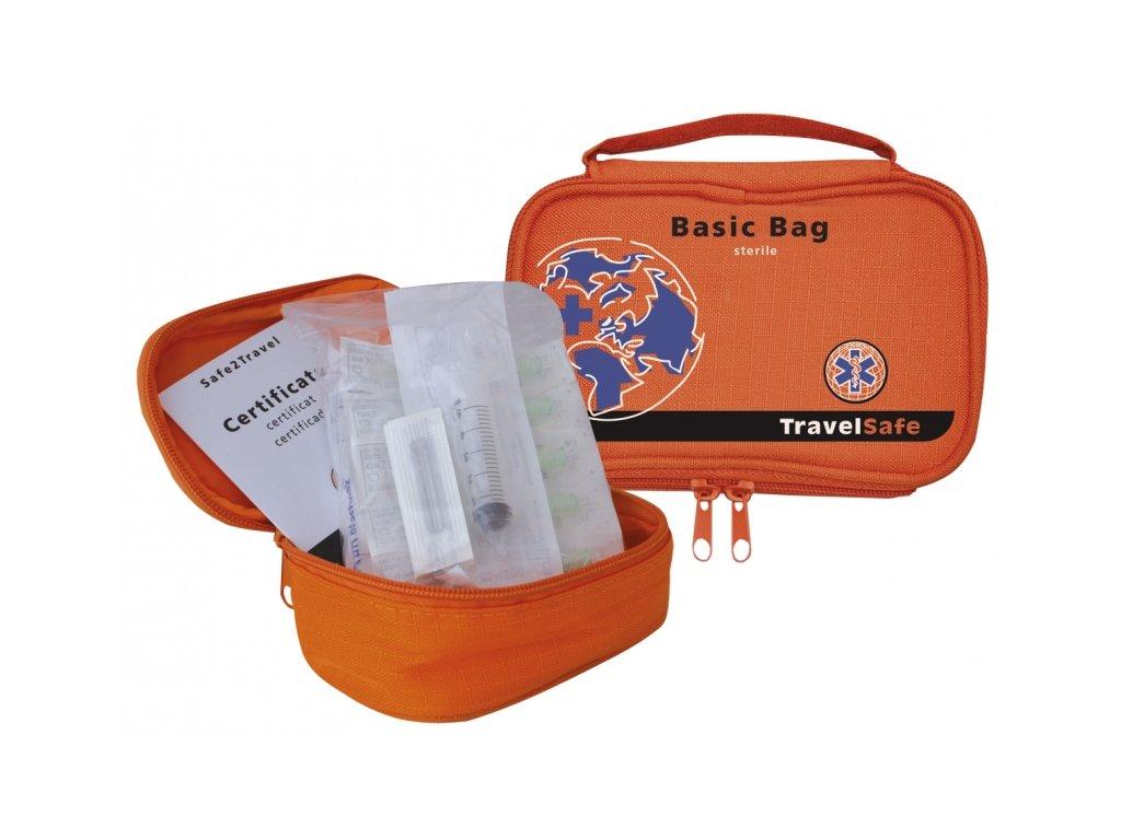 TravelSafe sterilní lékárna Basic Bag Sterile