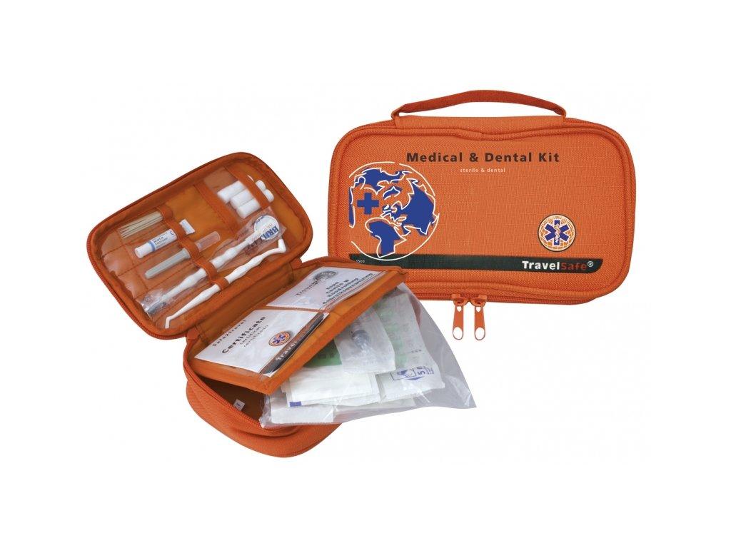 TravelSafe sterilní lékárna Medical & Dental Kit Sterile