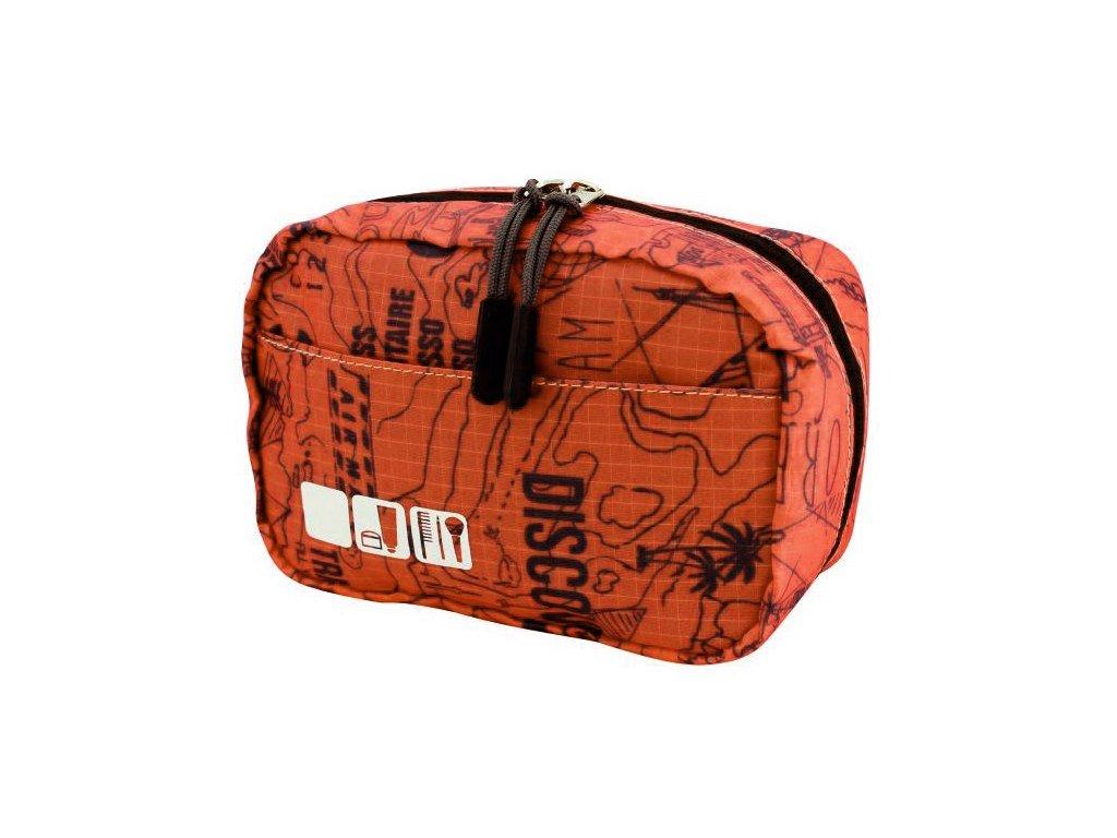 TravelSafe toaletní taška Beauty Bag S salmon