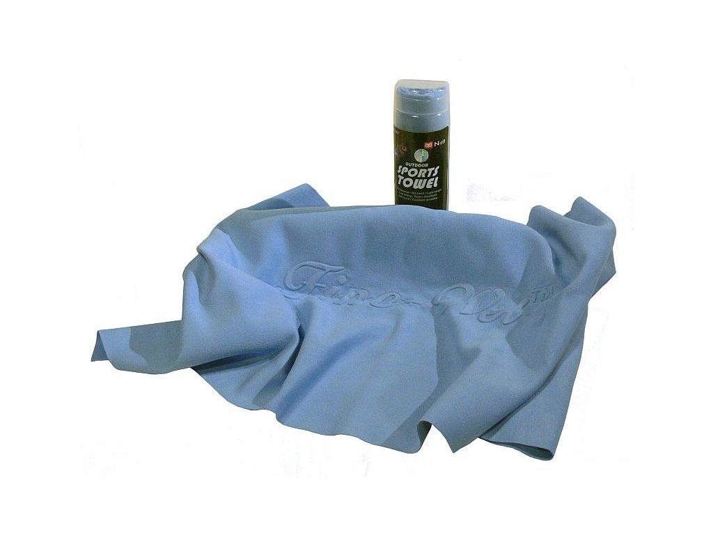 Acron sportovní ručník suede seamless